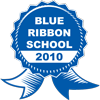 2010 blue ribbon school award