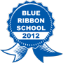 2012 blue ribbon school award
