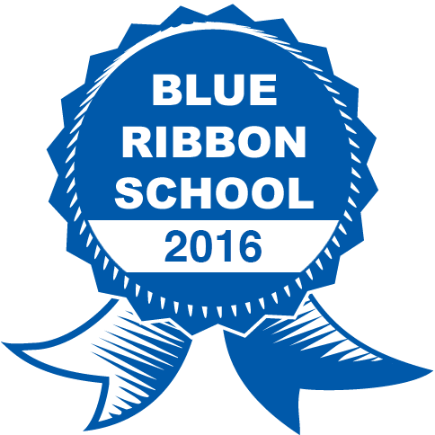 2016 blue ribbon school award