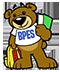 Logo: Bushy Park Elementary School mascot