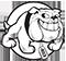 Logo: Cradlerock Elementary School mascot