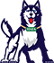 Logo: Hollifield Station Elementary School mascot