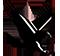 Logo: Oakland Mills Middle School mascot
