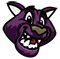 Logo: Running Brook Elementary School mascot