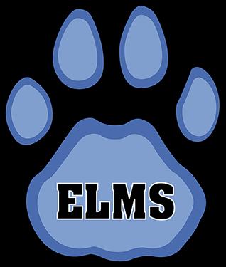 Logo: Elkridge Landing Middle School mascot