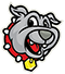 Logo: Mayfield Woods Middle School mascot